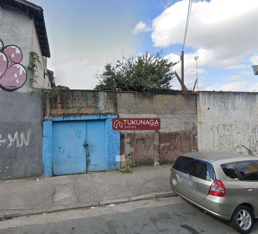 Terreno à venda, 400 m² por R$ 649.000,00 - Vila Galvão - Guarulhos/SP