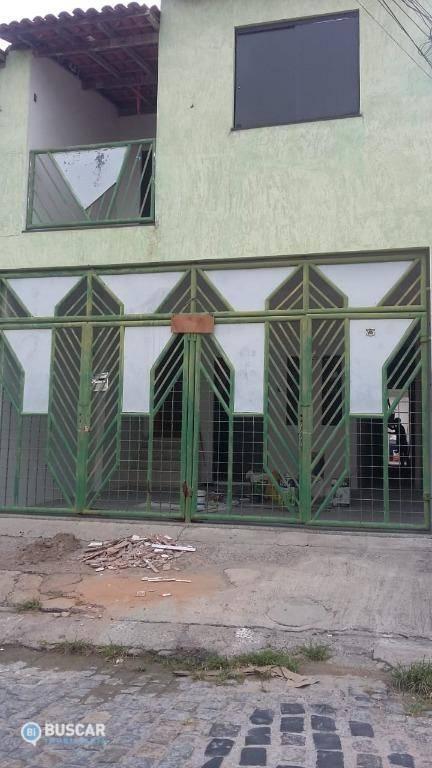 Casa para alugar, 75 m² por R$ 900,00/mês - Caseb - Feira de Santana/BA