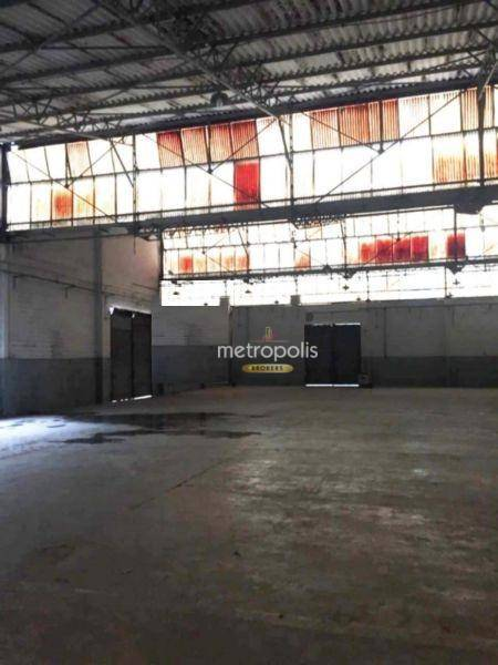 Galpão, 1375 m² - venda por R$ 4.500.000,00 ou aluguel por R$ 22.000,00/mês - Jardim Ruyce - Diadema/SP