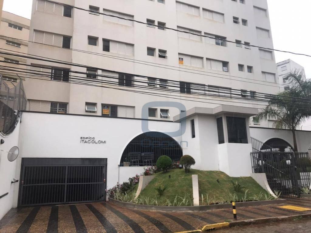 Kitnet com 1 dormitório à venda, 40 m² por R$ 140.000,00 - Centro - Campinas/SP