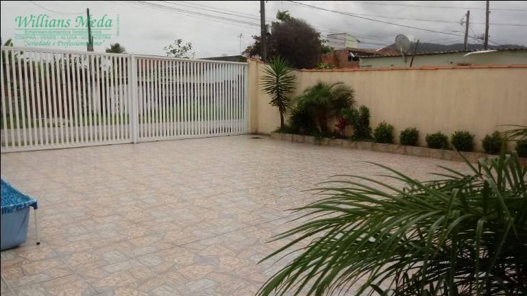Sobrado com 2 dormitórios à venda, 78 m² por R$ 154.000 - Santa Eugênia - Mongaguá/SP