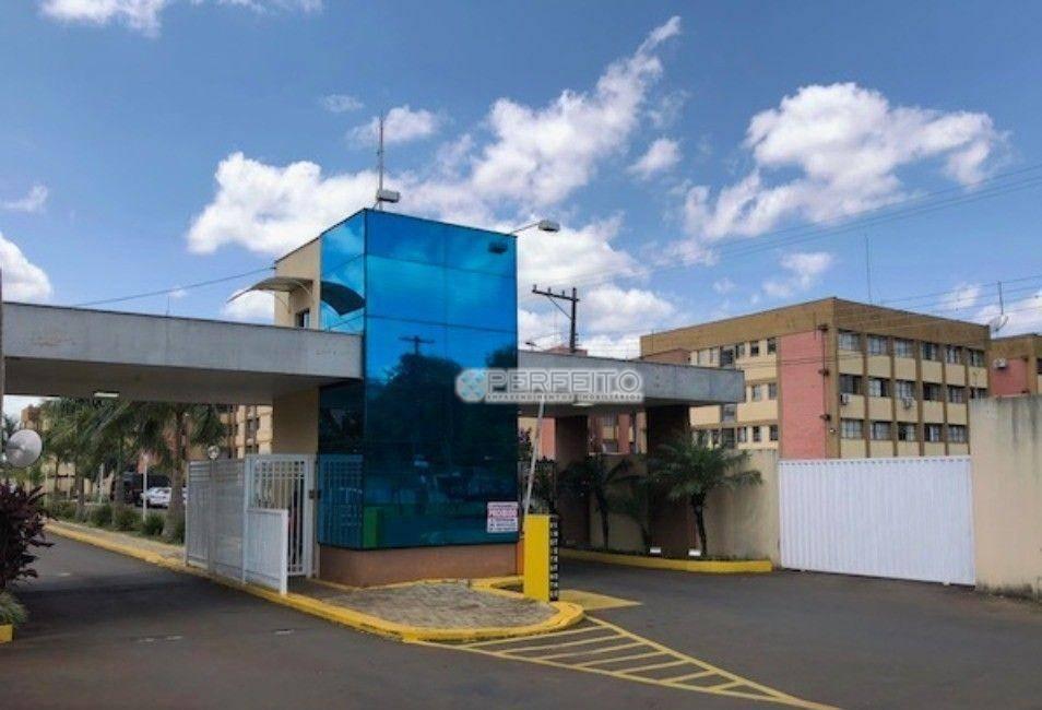 Apartamento à venda em Cambé no Residencial Castelo Branco com 3 dormitórios, 95 m² por R$ 350.000