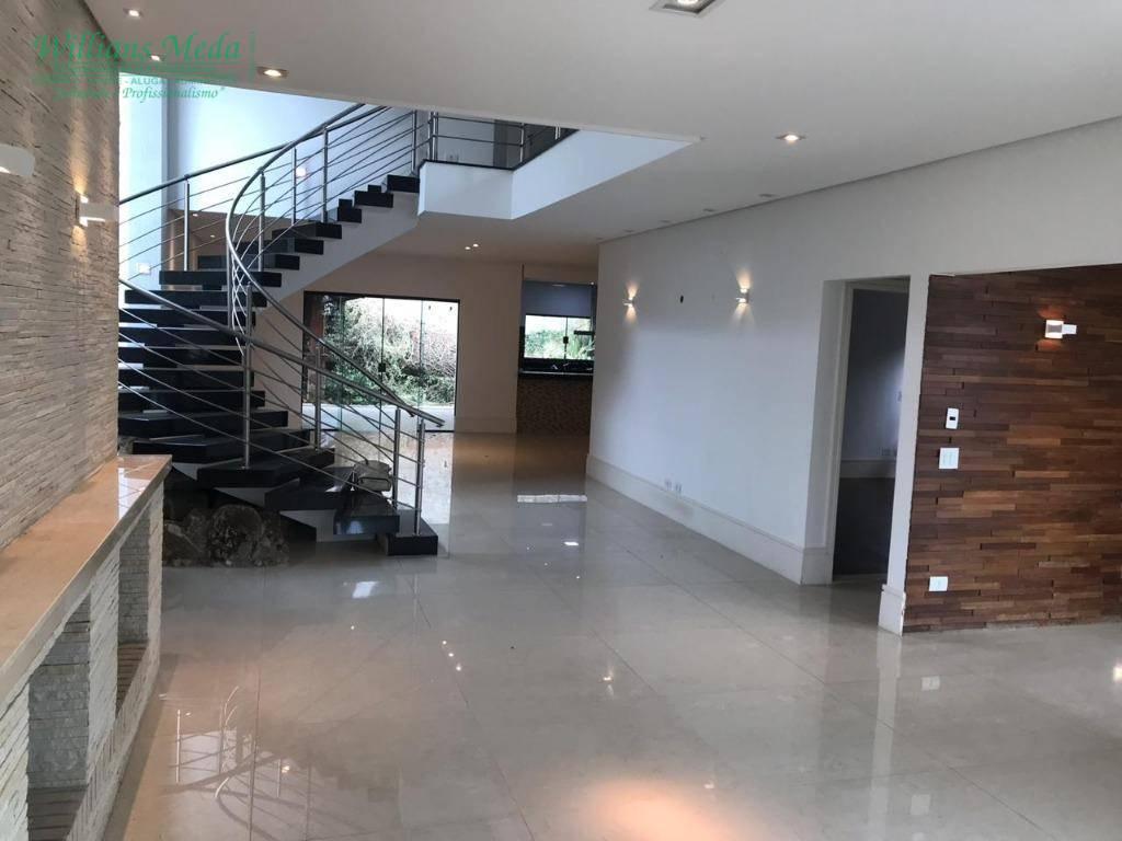 Sobrado com 4 dormitórios à venda, 423 m² por R$ 1.400.000,00 - Condomínio Villagio Floresta - Atibaia/SP