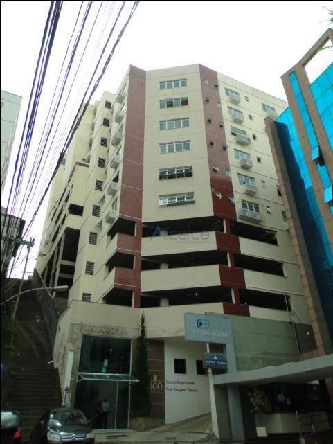 Sala à venda, 44 m² por R$ 260.000 - Centro - Juiz de Fora/MG