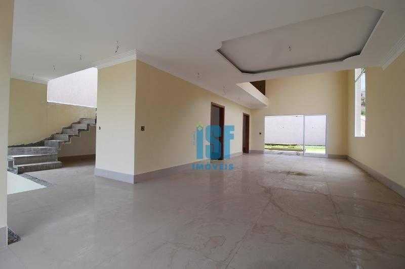 Sobrado com 4 dormitórios à venda, 383 m² por R$ 1.350.000,00- Alphaville - Santana de Parnaíba/SP - SO4715.