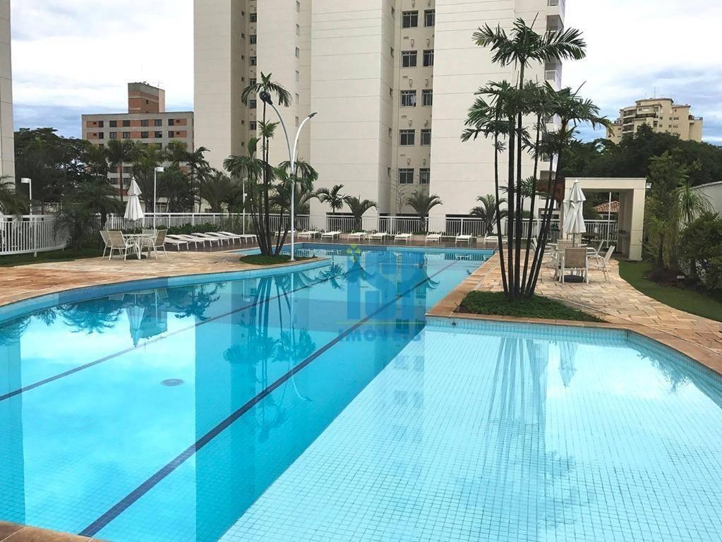 Escape - Apartamento residencial para locação, Vila São Francisco, São Paulo.