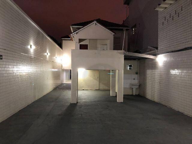 Sobrado residencial para locação, Vila Matias, Santos - SO0111.