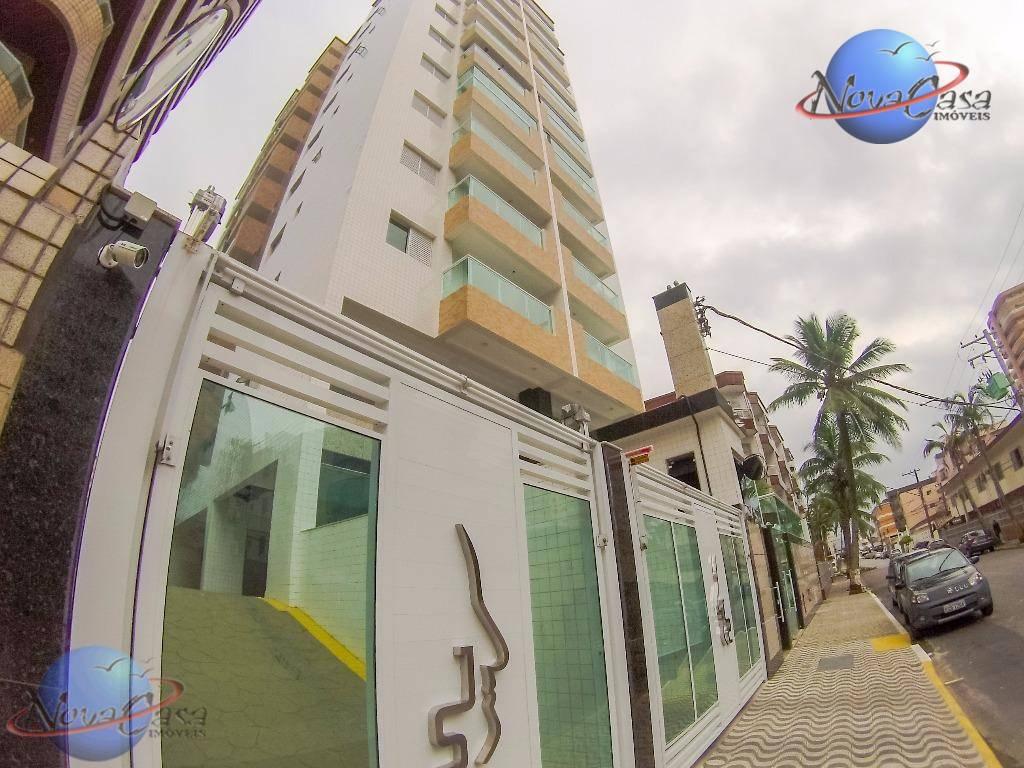 Apartamento à venda, Vila Tupi, Praia Grande.