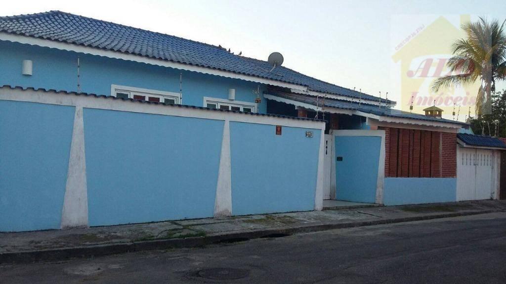 Casa à venda, 144 m² por R$ 450.000,00 - Estância Balneária Belmira Novaes - Peruíbe/SP