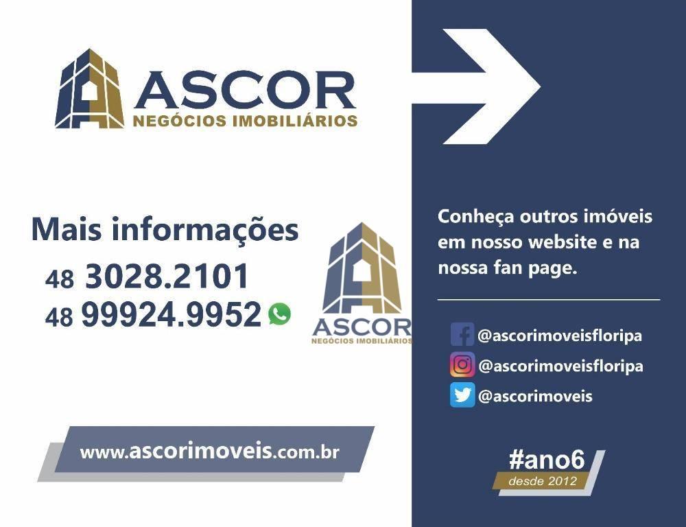 Sala comercial para locação, Centro, Florianópolis. - SA0013