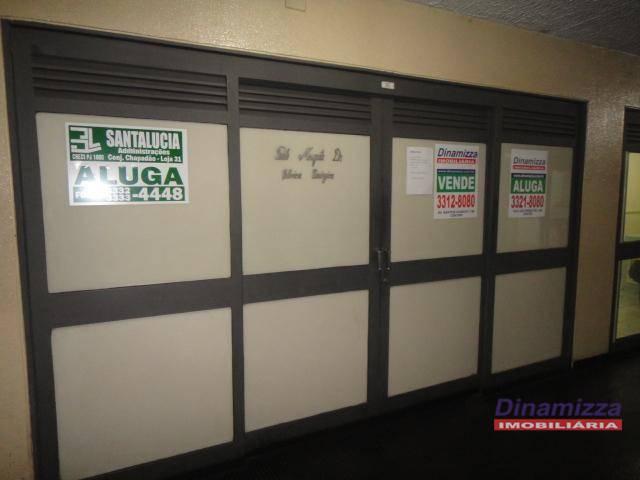 Loja comercial para locação, Centro, Uberaba - LO0009.