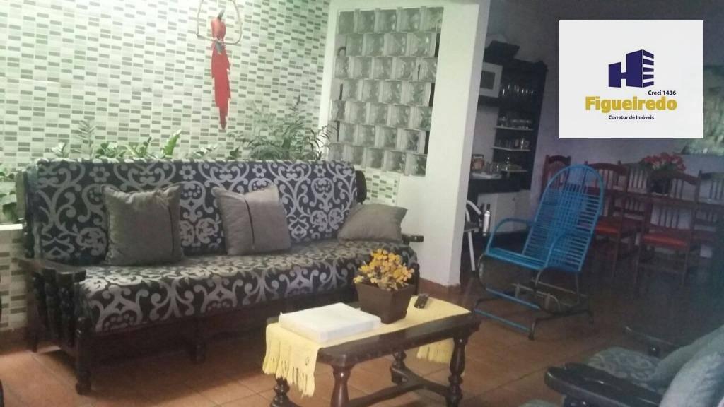 Casa com 3 dormitórios à venda, 140 m² por R$ 290.000 - Cristo Redentor - João Pessoa/PB