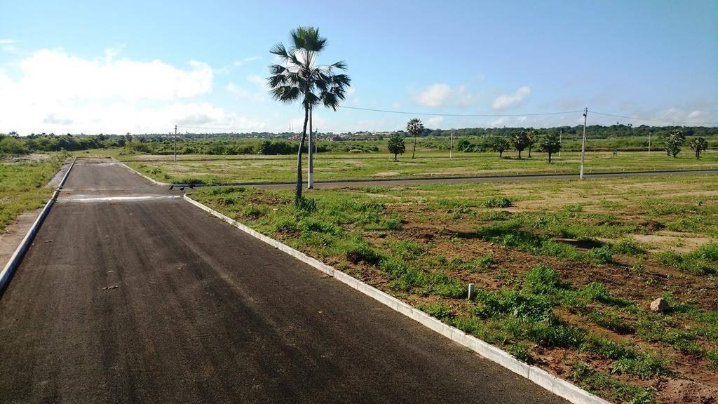 Lote à venda, 192 m², Parque dos Cajueiros, por R$ 22.500 - Pacajus/CE