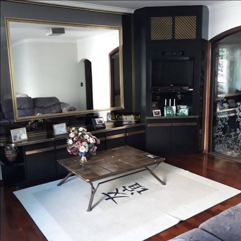 Sobrado com 4 dormitórios à venda, 493 m² - Nova Gerti - São Caetano do Sul/SP