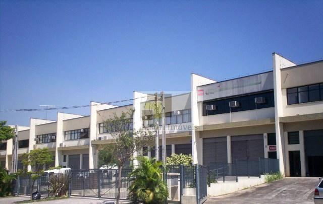 Galpão para alugar, 903 m² por R$ 25.000,00/mês - Tamboré - Barueri/SP