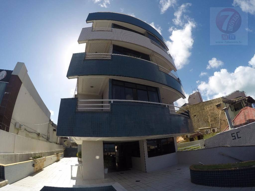 Apartamento residencial para venda e locação, Tambaú, João P