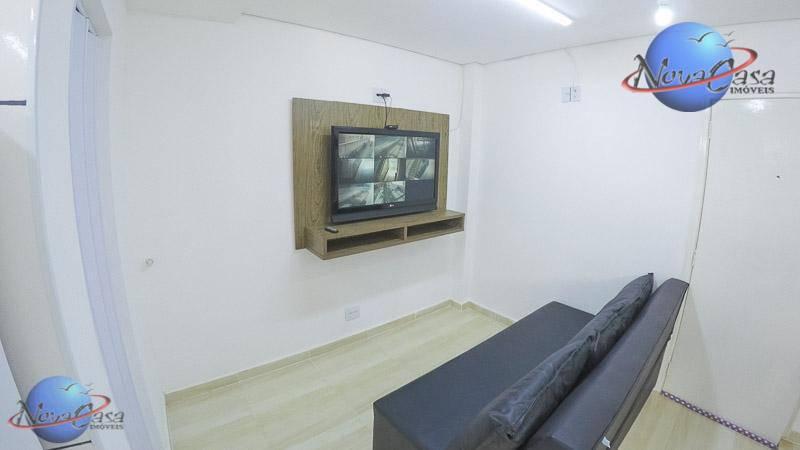 Kitnet à venda, 30 m² por R$ 120.000,00 - Mirim - Praia Grande/SP