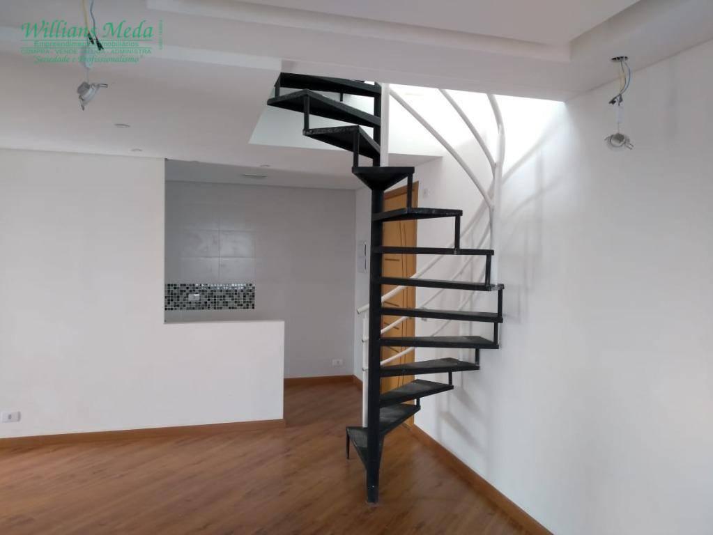 Cobertura residencial para venda e locação, Jardim Bom Clima
