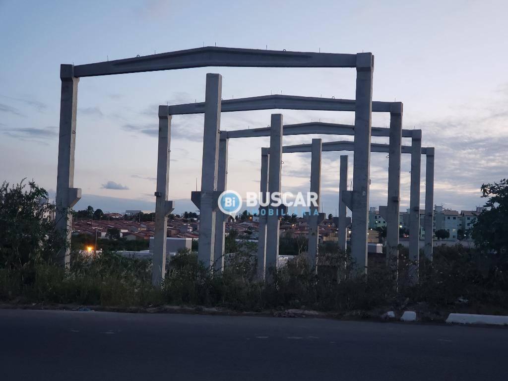 Galpão à venda, 300 m² por R$ 300.000,00 - Mangabeira - Feira de Santana/BA