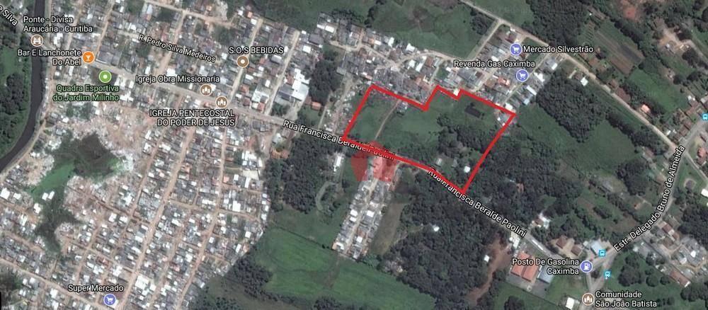 Terreno para Venda/Locação - Curitiba