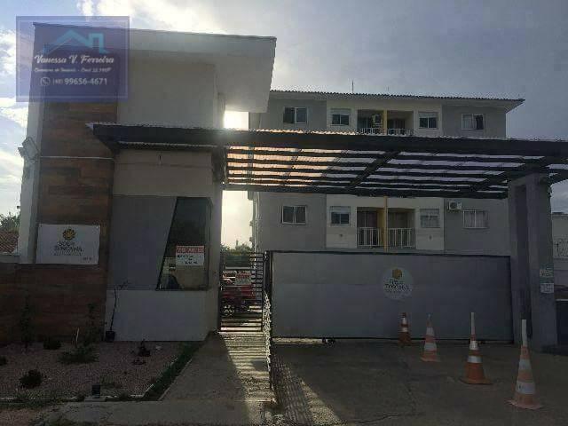 Apartamento com 2 dormitórios à venda por R$ 106.000 - Santa Luzia - Criciúma/SC