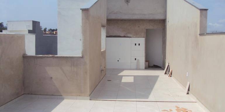 Cobertura à venda, 106 m², 2 dorm. Vila Pires, Santo André.