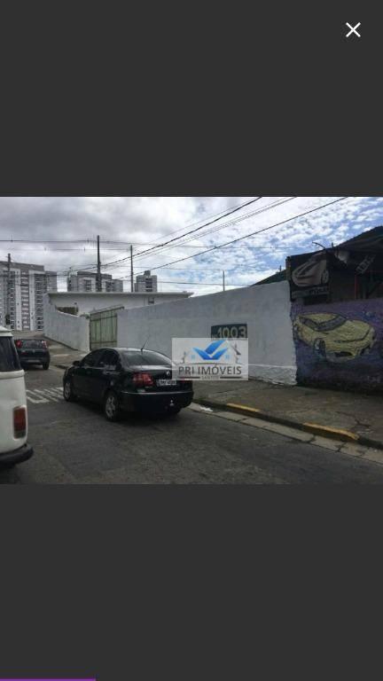 Galpão à venda, 600 m² por R$ 2.340.000 - Chico de Paula - Santos/SP