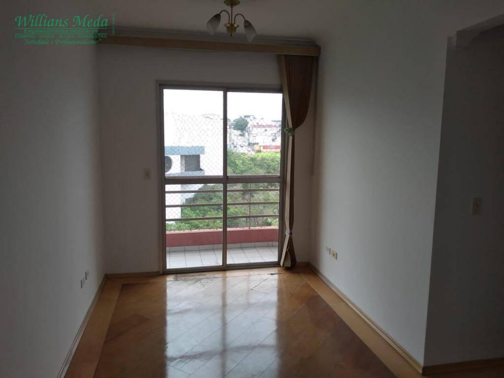 Apartamento com 2 dormitórios para alugar, 56 m² por R$ 1.000/mês - Macedo - Guarulhos/SP