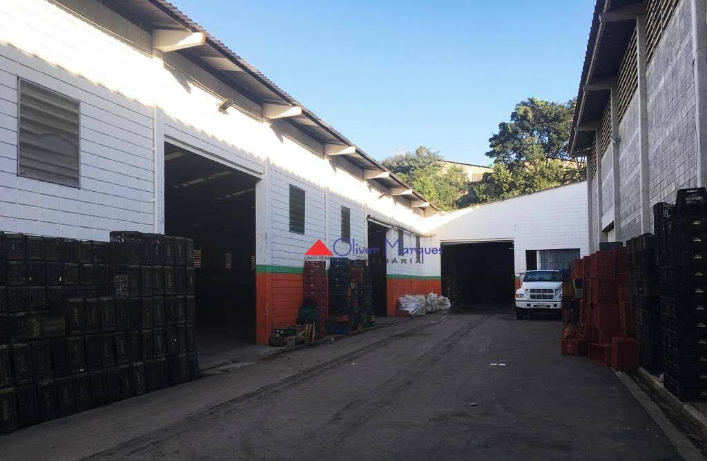 Galpão para alugar, 3043 m² por R$ 55.000/mês - Vila Menk - Osasco/SP