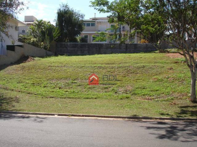 Terreno residencial à venda, Alphaville , Campinas - TE0019.