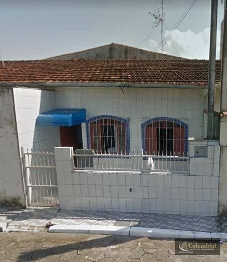 Casa com 1 dormitório à venda, 60 m² por R$ 170.000,00 - Canto do Forte - Praia Grande/SP