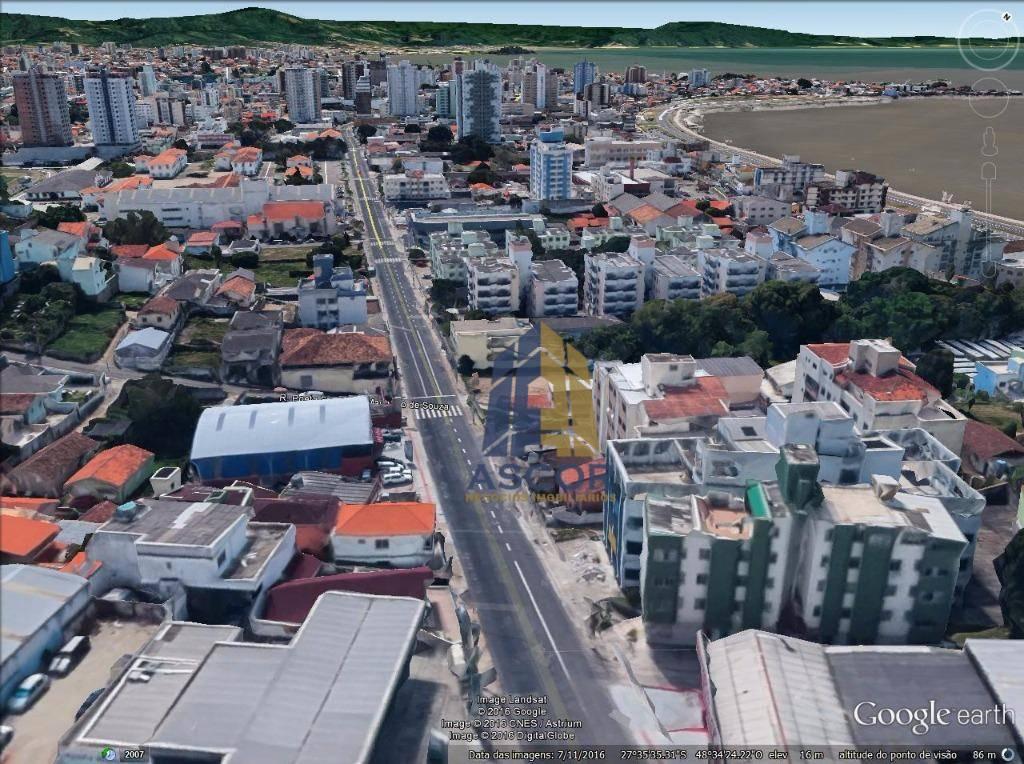 Ótimo terreno Residencial e comercial, na melhor localização do Estreito, Florianópolis.