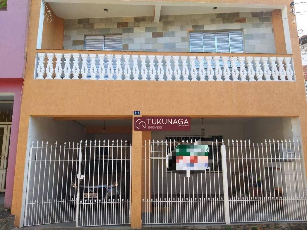 Sobrado com 3 dormitórios à venda por R$ 600.000 - Jardim Leda - Guarulhos/SP