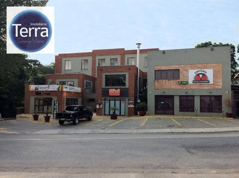 Loja à venda, 320 m² por R$ 1.860.000 - Granja Viana - Granja Viana.
