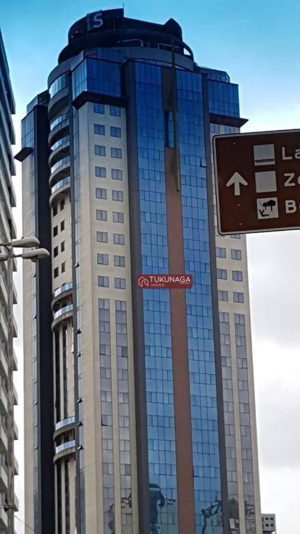 Flat com 1 dormitório, 31 m² - venda por R$ 200.000,00 ou aluguel por R$ 1.110,00/mês - Vila Moreira - Guarulhos/SP