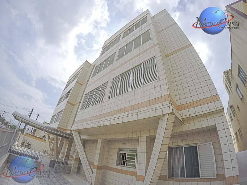 Kitnet à 150 metros do mar venda por R$ 93.900 - Cidade Ocian - Praia Grande/SP