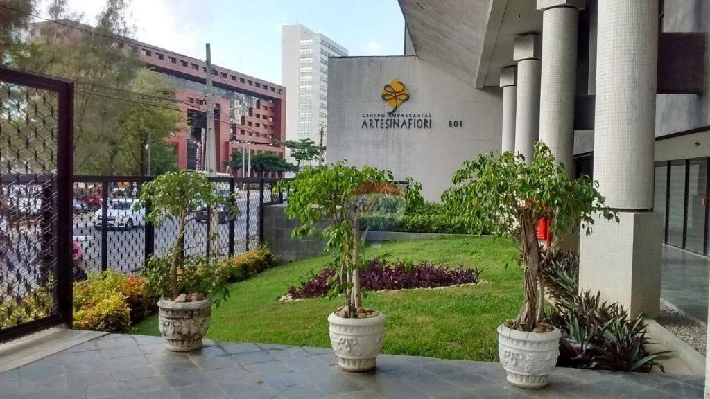 Sala para alugar, 30 m² por R$ 1.600/mês - Boa Viagem - Recife/PE
