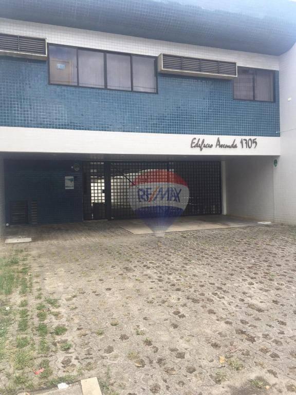 Sala para alugar, 21 m² por R$ 1.249/mês - Casa Forte - Recife/PE