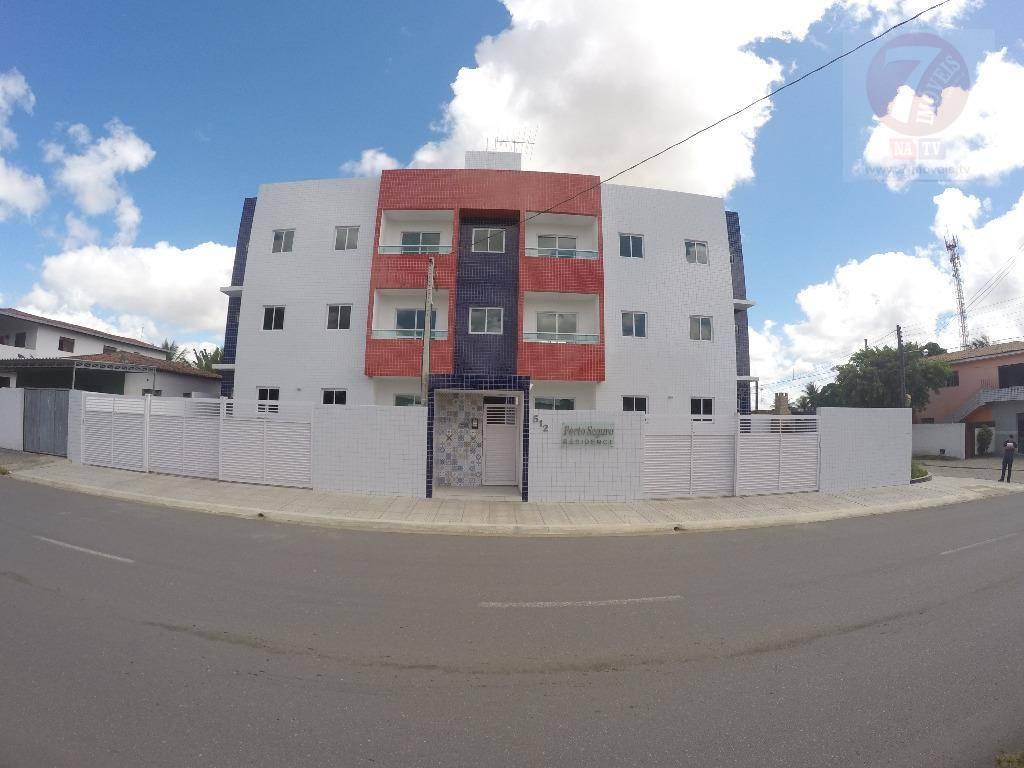 Apartamento residencial à venda, Bairro das Indústrias, João
