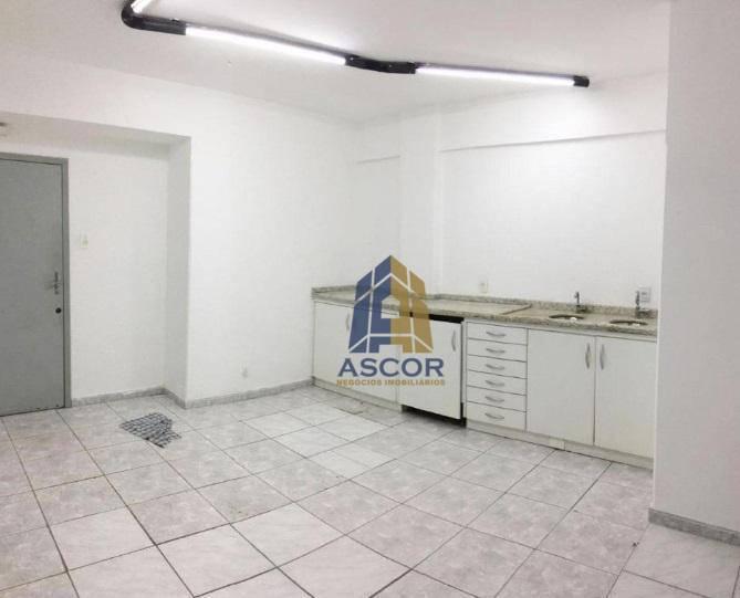 Sala à venda, 25 m² por R$ 99.000,00 - Centro - Florianópolis/SC