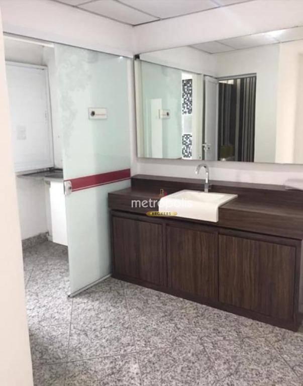 Sala para alugar, 30 m² por R$ 1.800,00/mês - Nova Gerti - São Caetano do Sul/SP