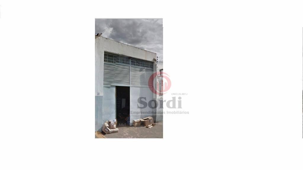 Barracão comercial à venda, Jardim Macedo, Ribeirão Preto.