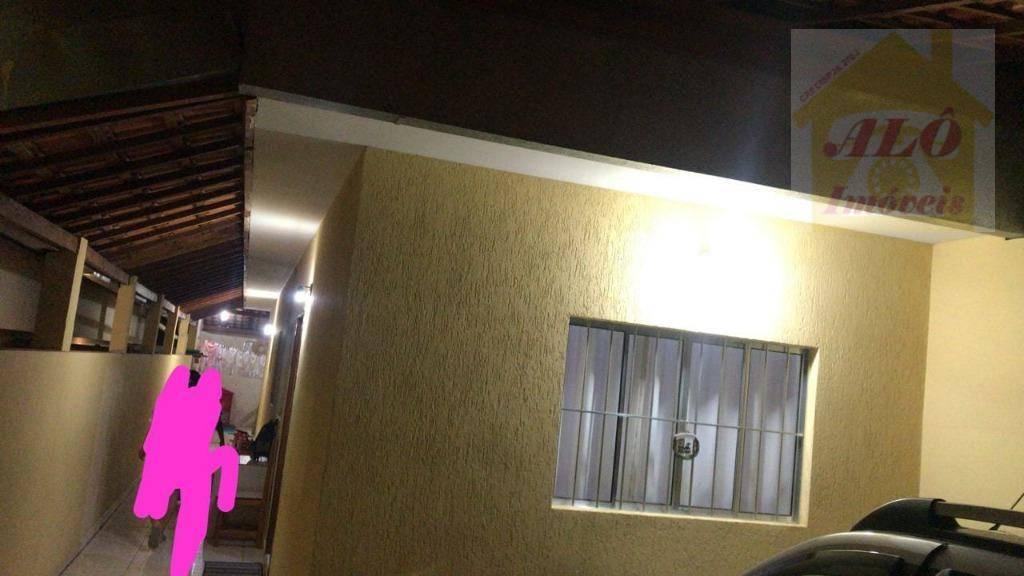 Casa à venda, 85 m² por R$ 450.000,00 - Cidade São Pedro - Gleba C - Santana de Parnaíba/SP