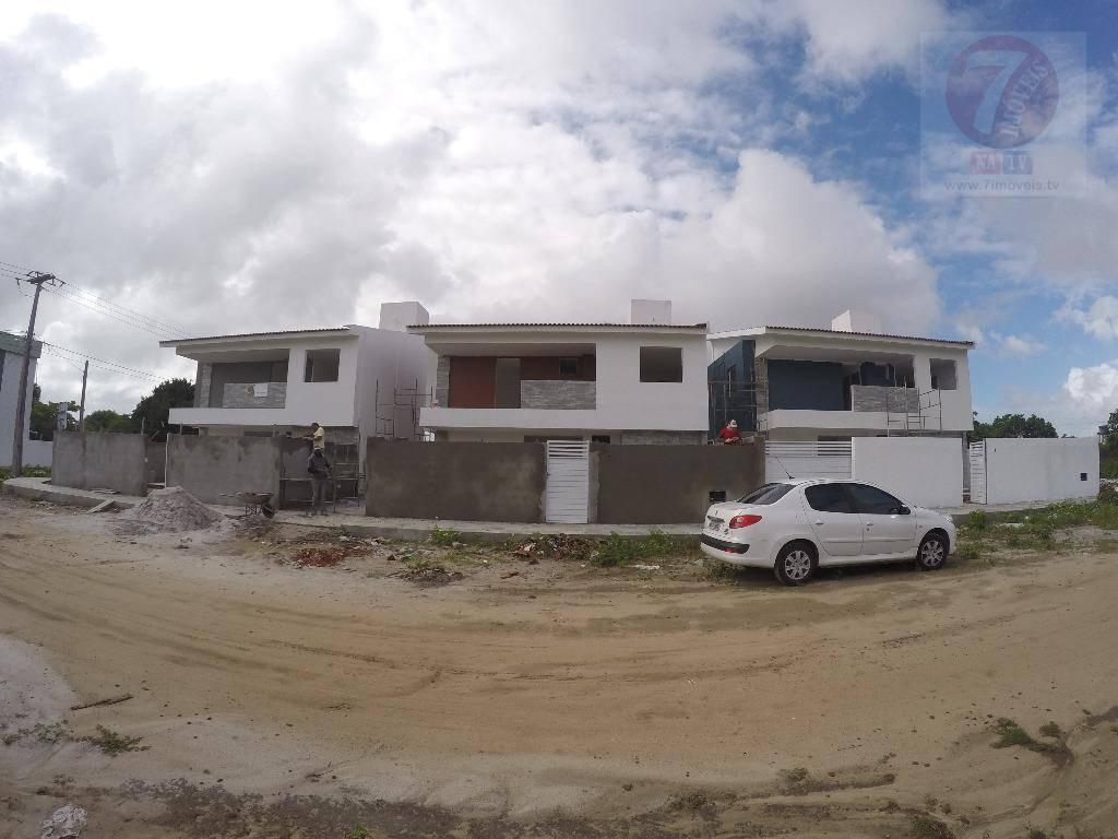 Casa residencial à venda, Altiplano, João Pessoa - CA0010.