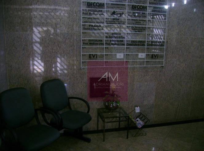 Andar Corporativo para alugar, 332 m² por R$ 5.000,00/mês - Rudge Ramos - São Bernardo do Campo/SP