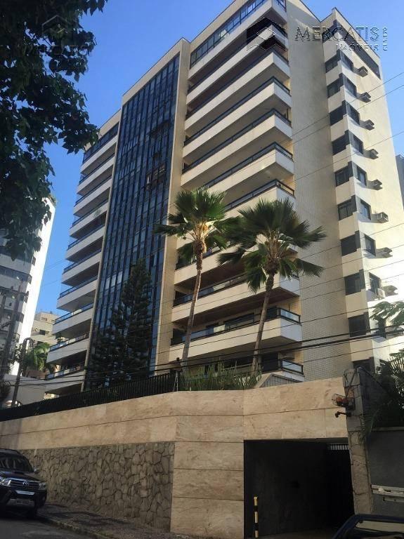 Apartamento à venda | Edifício Itaverá | Meireles | Fortaleza (CE) -