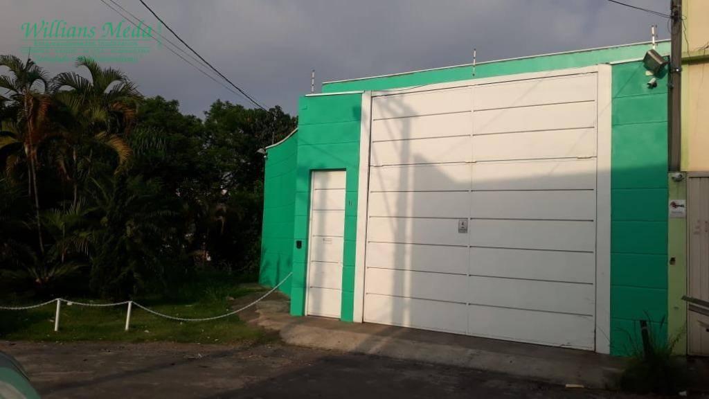Galpão à venda, 250 m² por R$ 1.500.000,00 - Cidade Maia - Guarulhos/SP