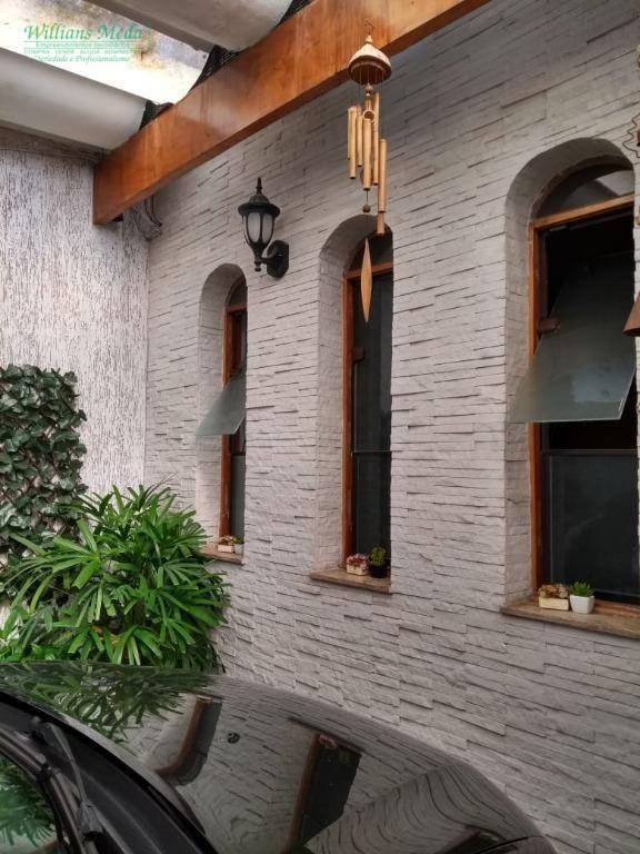 Sobrado com 2 dormitórios à venda, 125 m² por R$ 490.000 - Jardim Santa Mena - Guarulhos/SP