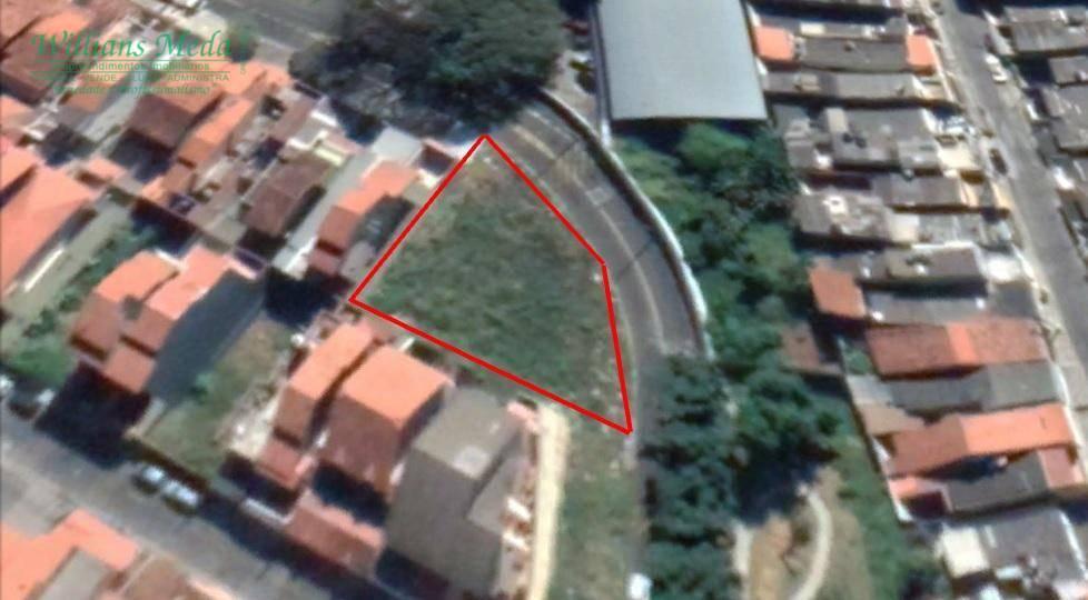 Terreno à venda, 520 m² por R$ 1.100.000 - Jardim Santa Clara - Guarulhos/SP