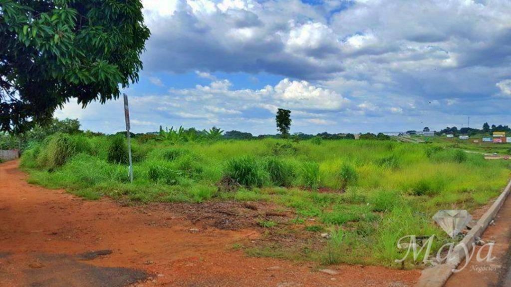 Área de 48.400 m² na BR-060, Saída pra Guapó em Goiânia